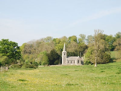 St Nicholas Church, Winterborne Clenston