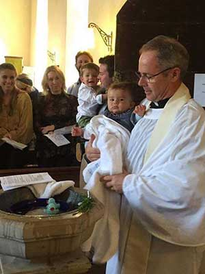 Baptisms and Christenings