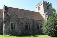 St Andrews Church - Winterborne Houghton