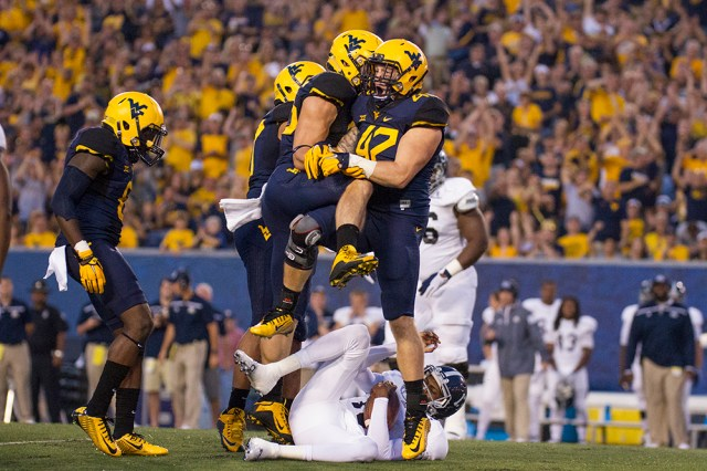 Image result for wvu defense