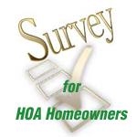 HOA Homeowners Survey