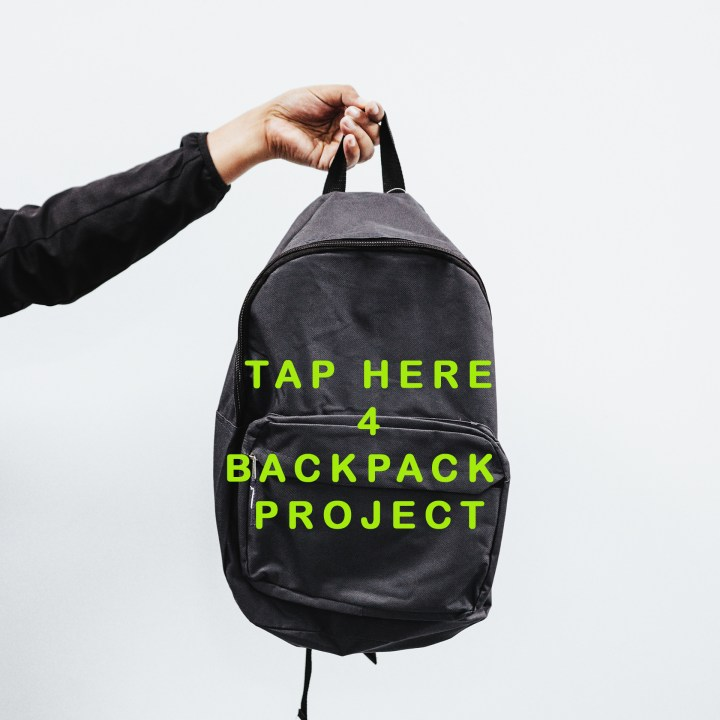 Back pack project
