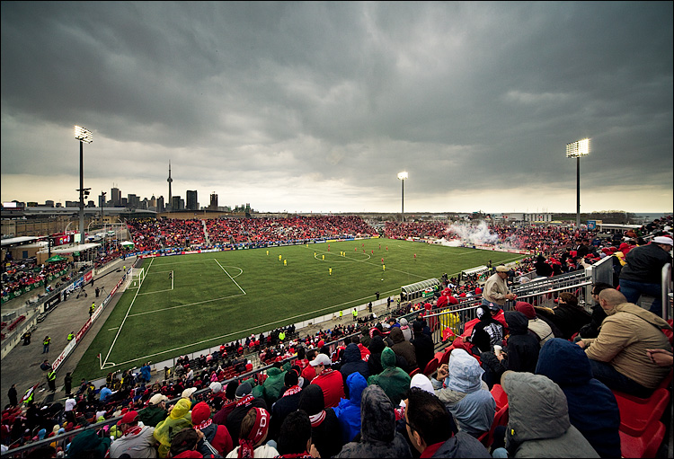 Toronto FC's BMO Field