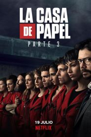 La casa de papel: Temporada 3