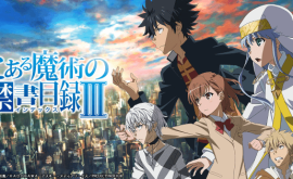Toaru Majutsu no Index III الحلقة 1