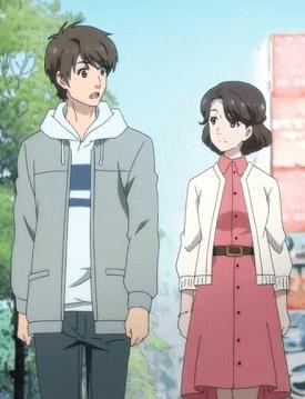 Kimi no Matsu Mirai (Basho) e