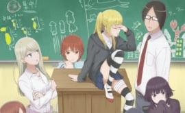 Joshikousei no Mudazukai الحلقة 1
