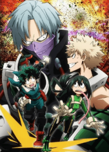 Boku no Hero Academia: Training of the Dead
