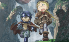 Made in Abyss الحلقة 1