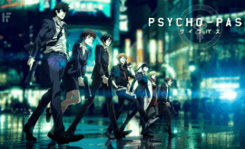 Psycho-Pass الحلقة 1