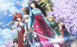 Shin Sakura Taisen the Animation الحلقة 12 والاخيرة