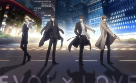 Koi to Producer: EVOL×LOVE الحلقة 1