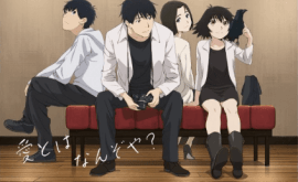 Yesterday wo Utatte Haishin-ban Episode الحلقة 6 والاخيرة