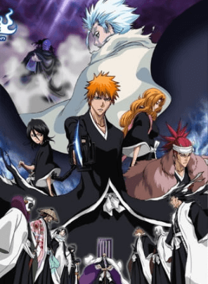 Bleach Movie 2: The DiamondDust Rebellion - Mou Hitotsu no Hyourinmaru الفلم 2