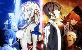Kimi to Boku no Saigo no Senjou, Aruiwa Sekai ga Hajimaru Seisen الحلقة 1