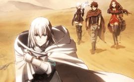 فيلم Fate/Grand Order: Shinsei Entaku Ryouiki Camelot 1 – Wandering; Agateram