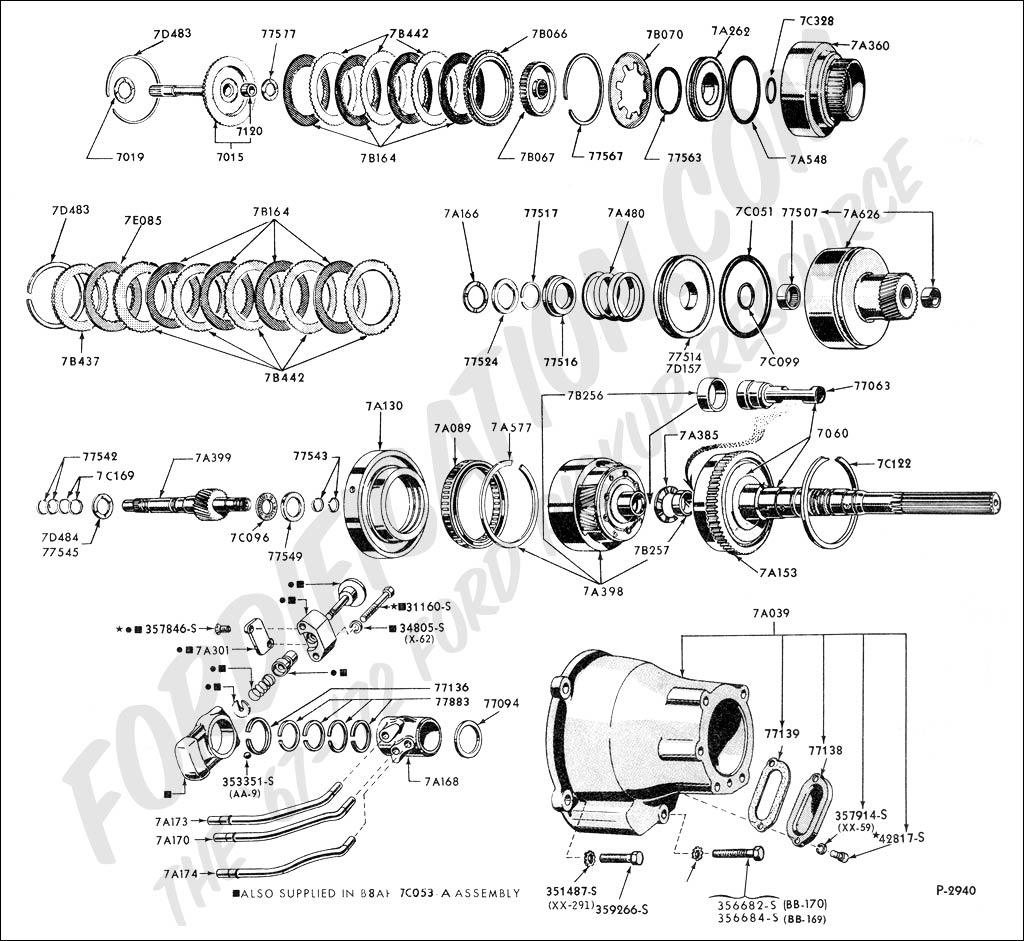 Diagram Allison Transmission Parts Diagram Manual Full