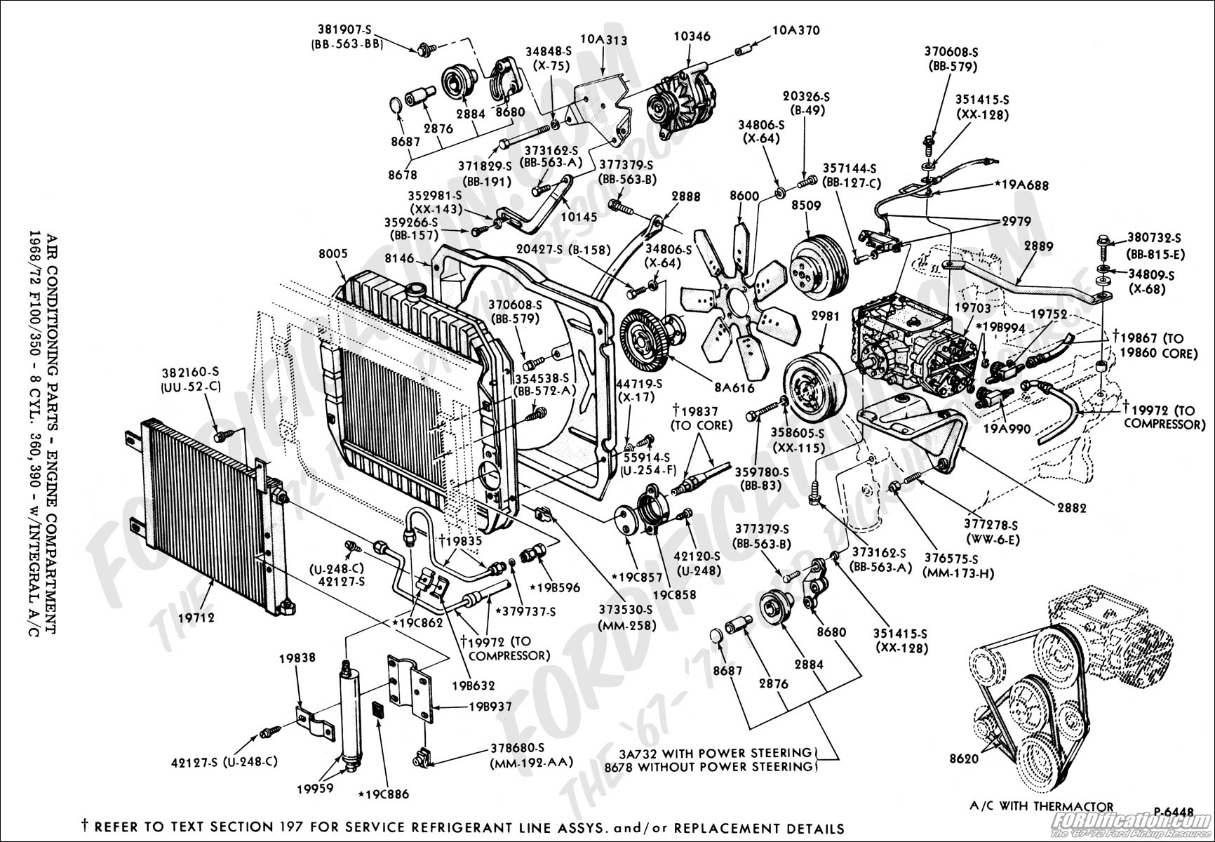 Mazda 6 Cooling System Diagram