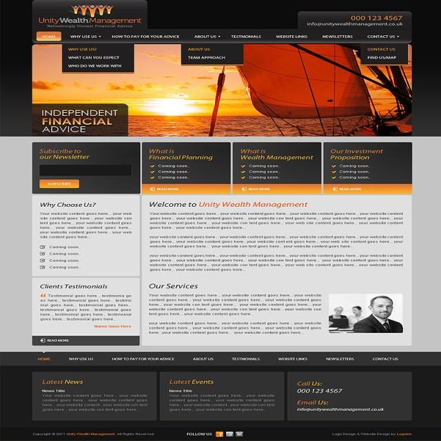 Emejing Home Improvement Website Design Pictures - Design Ideas ...