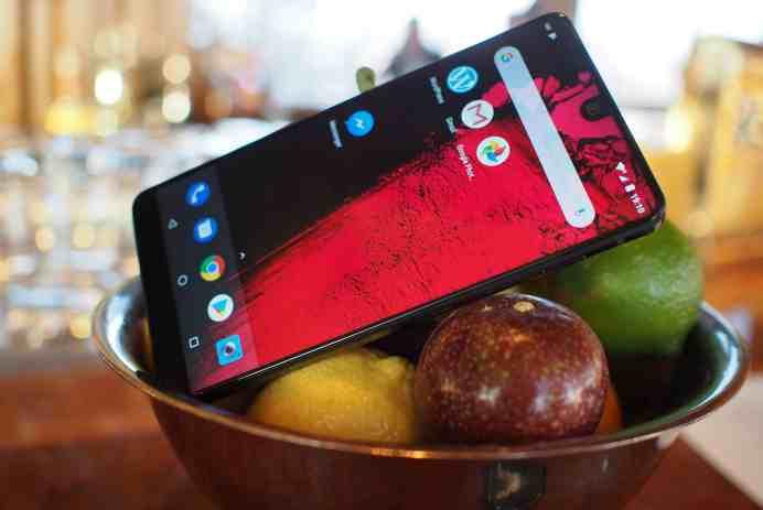 téléphone Essential Phone Ph-1 Andy Rubin Android