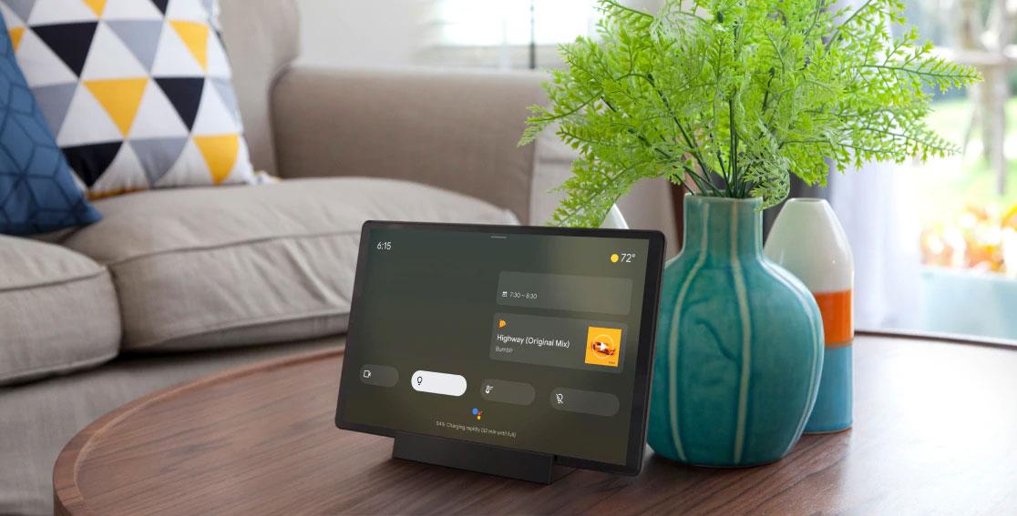 Tablette Smart Tab M10 HD Lenovo
