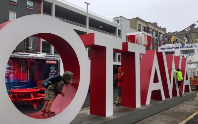 Family Travel: Ottawa with Kids in TOw