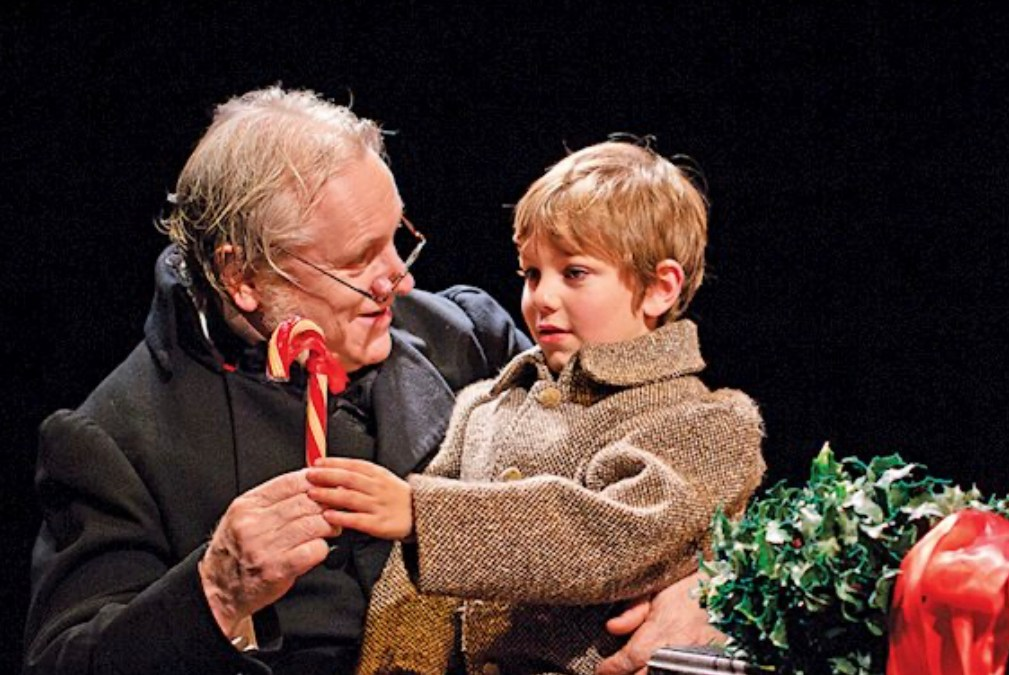 Christmas Carol Soulpepper Theatre