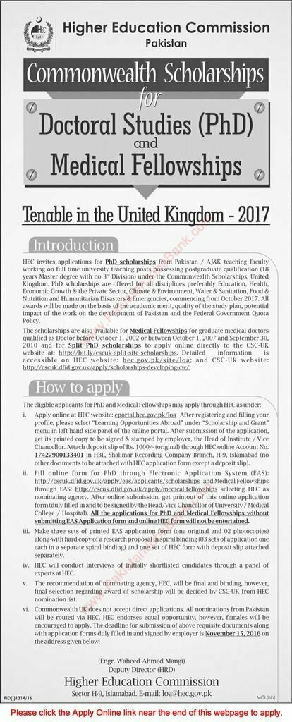 Application For Daad Phd Scholarship In 2017 18 In Germany