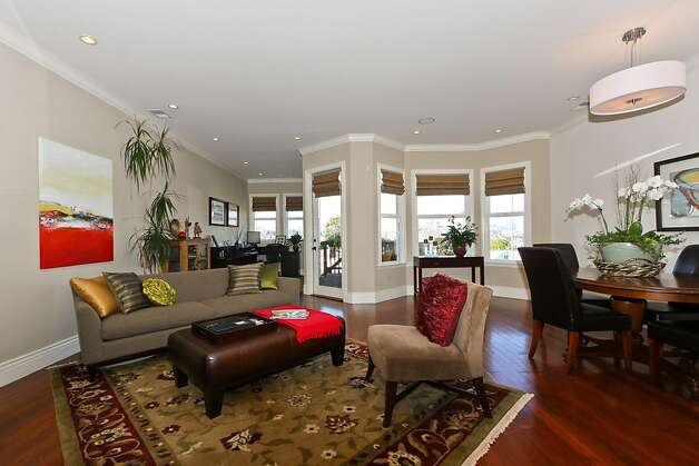 San Francisco, $1.195 million 3652 20th St. Photo: Zephyr Real Estate / SF
