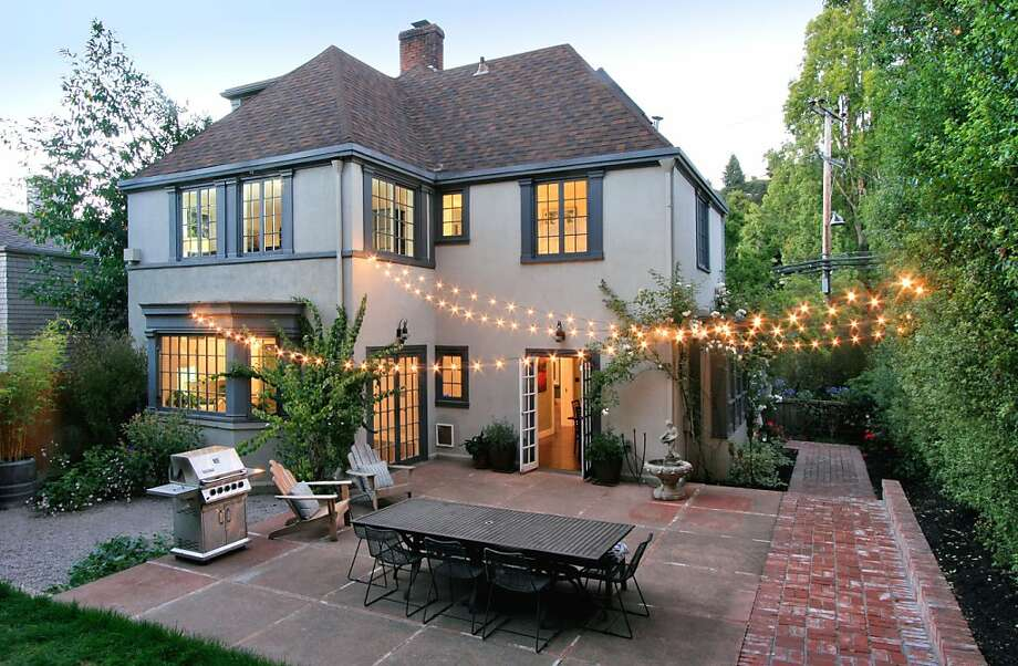 Berkeley: Traditional French Country Home