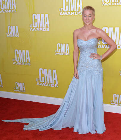 Kellie Pickler attends the 46th annual CMA Awards at the Bridgestone Arena on November 1, 2012 in Nashville, Tennessee. Photo: Jason Kempin, Getty Images / 2012 Getty Images