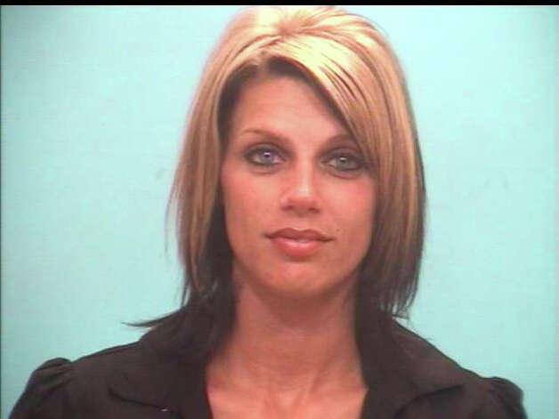 Erica Parrott, 27 of Vidor, indicted for conspiracy to distribute methamphetamine. Photo: Orange County Sheriff