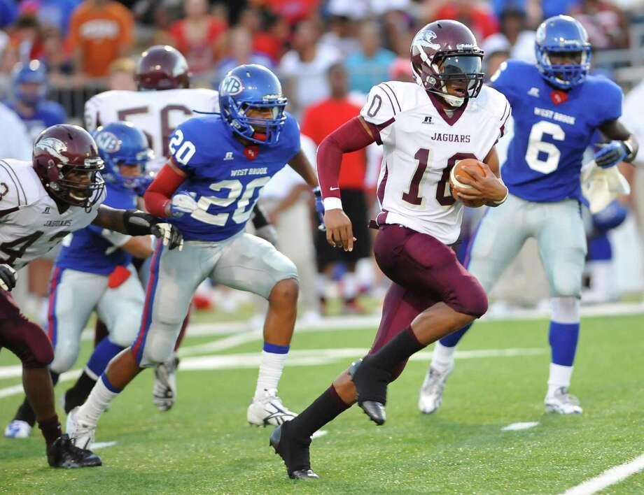 Beaumont Football Central School High Texas