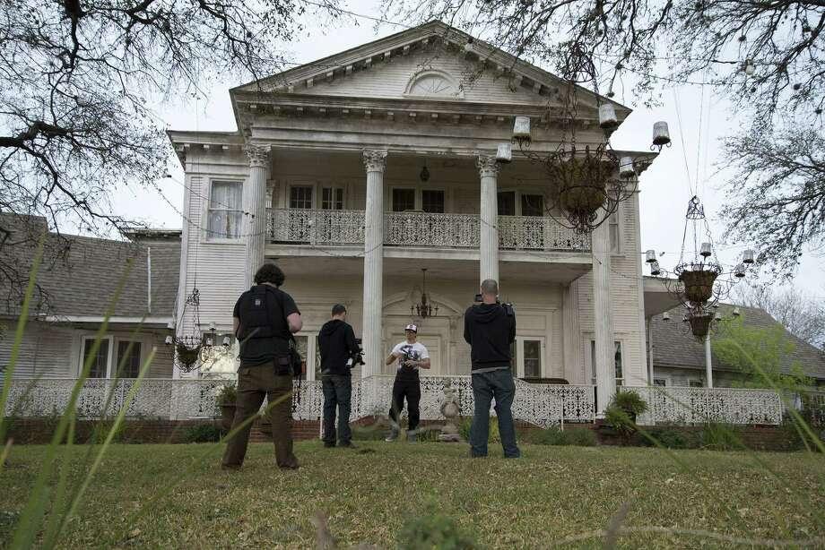 Haunted Houses San Antonio