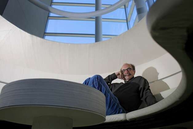 David Kelley, founder of San Francisco design consulting firm Ideo, says companies benefit when they encourage employees to create and innovate. Photo: Lacy Atkins, The Chronicle