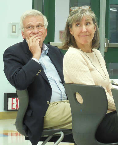 NESC Consultant Bill Brautigam and Regional Director of SWCT Deborah Brennan