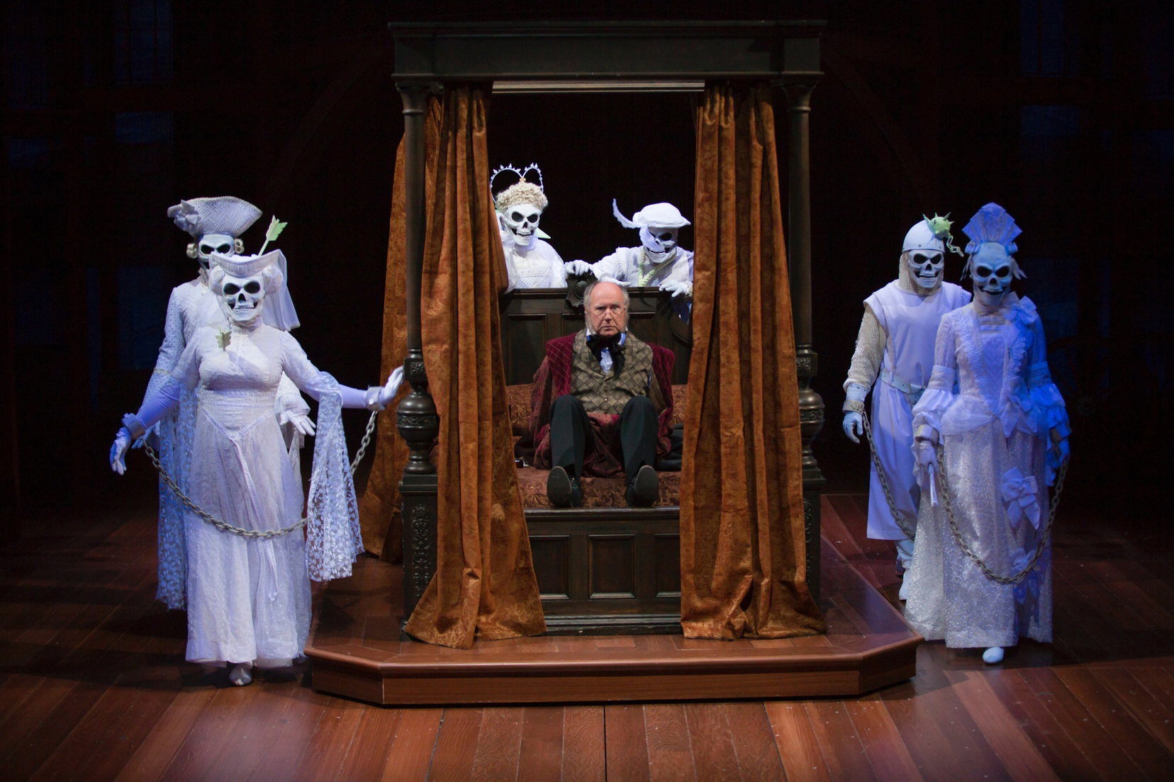 A Christmas Carol Continues At Hartford Stage But Its
