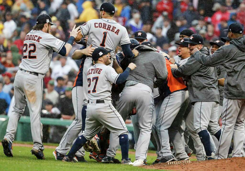 Image result for houston astros celebrate