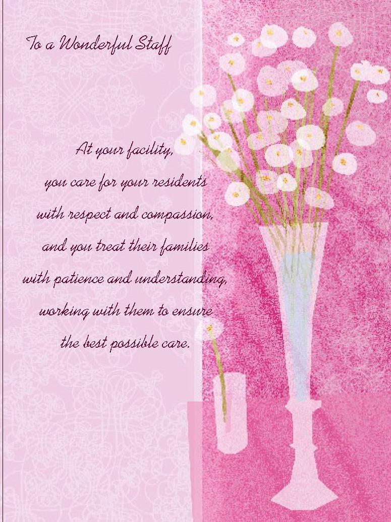 Greeting Cards Caregivers