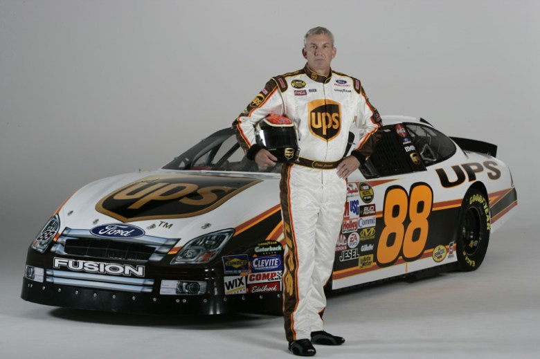 Win a NASCAR Driver Dale Jarrett Themed eXtreme Custom Pool Table