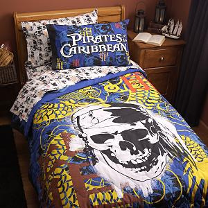 Home And Bedroom Sponsors Pirates Of The Caribbean At