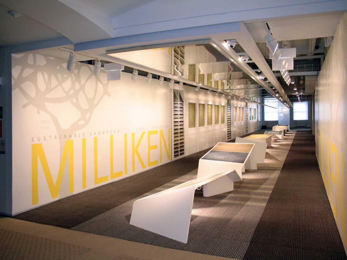 Commerce Color Prints Wall Graphics For Award Winning