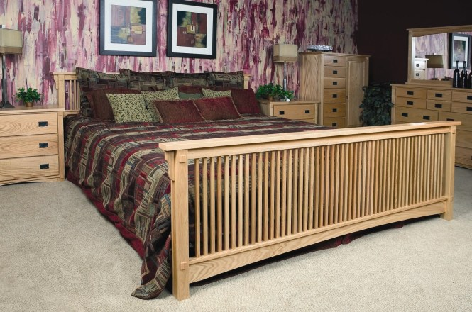 Alaska King Bed From P M Bedroom Gallery S Spencer Collection