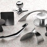 Satellite Launches New Line Of Mid Century Modern Cabinet Hardware