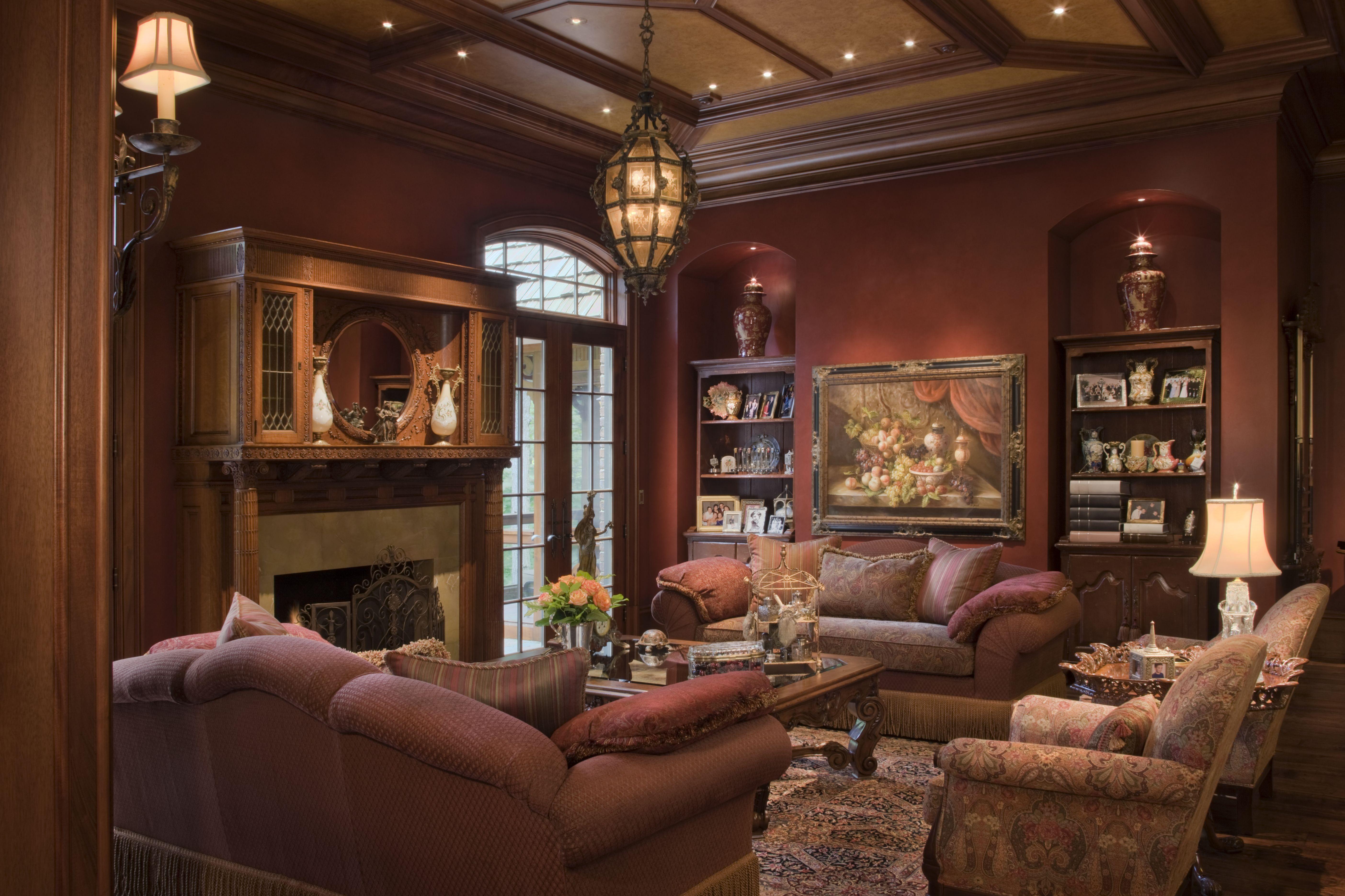 Work Of West Bloomfield Luxury Home Builder Wins 8 Design