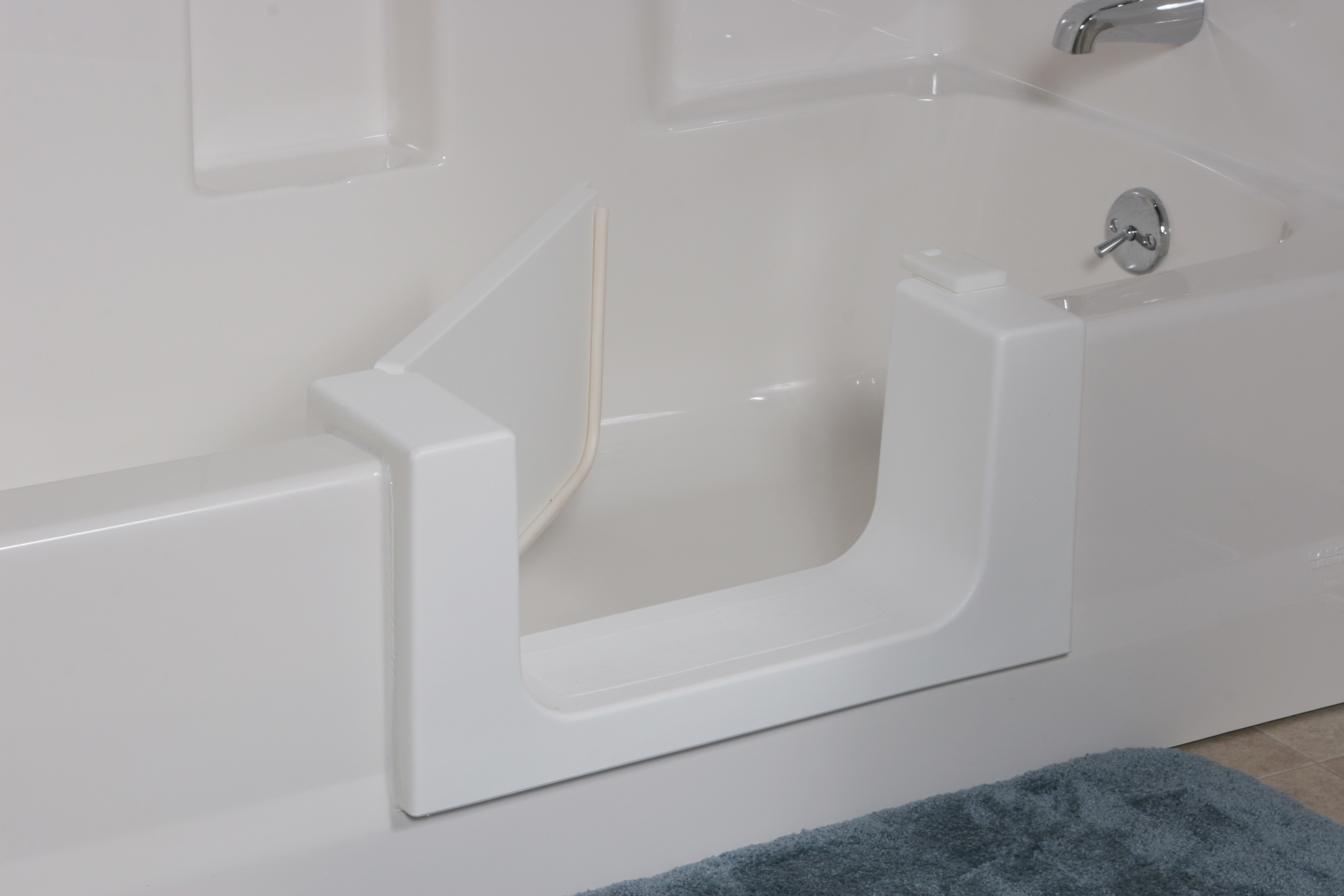 Safeway Tub Door Amp Safeway Step Provide Low Cost Aging