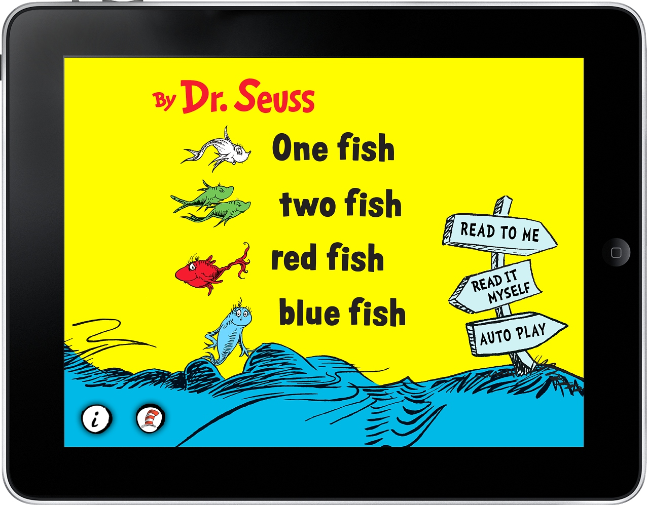 New Dr Seuss Apps Released To Celebrate Graduation And