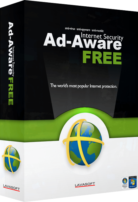 Lavasoft S Ad Aware Free Internet Security Adds Anti Virus
