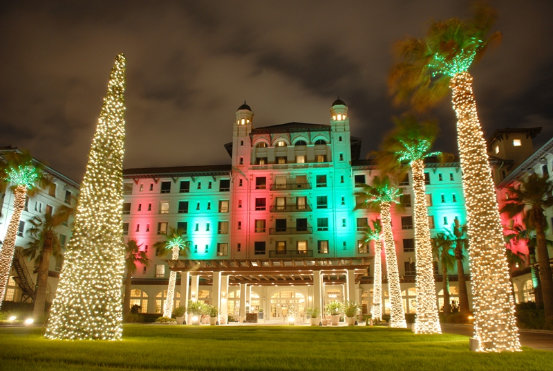 Galveston Historic Hotel Hotel Galvez To Host Holiday