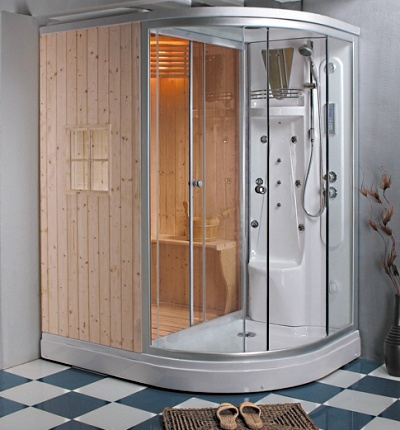 Steam Showers To Replace Half Of Traditional Shower